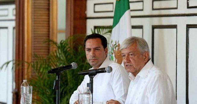 López Obrador plantea replicar seguridad de Yucatán en todo el sur de México