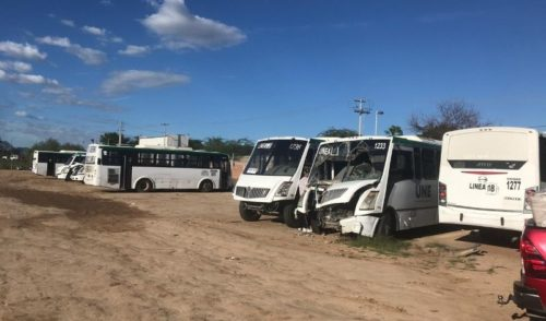Entregó Sictuhsa transporte en estado de desastre: DGT