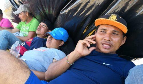 Migrantes optan por México antes que seguir su camino a EU