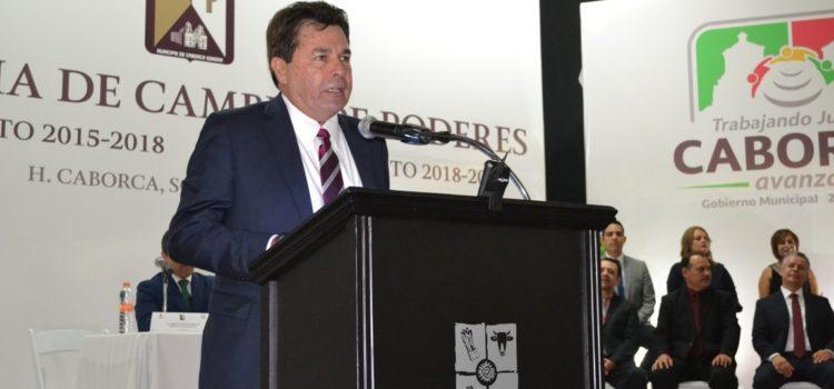 Alcalde de Caborca pide auxilio por violencia