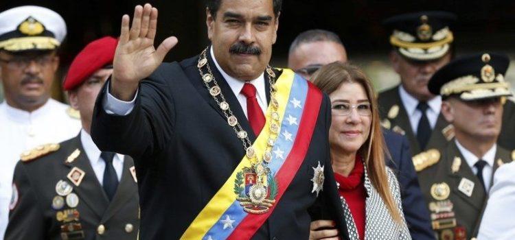 Fox y Calderón exigen retirar invitación a Maduro para evento de AMLO