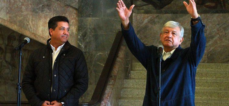 Zona libre, desde Matamoros hasta Tijuana, ratifica AMLO