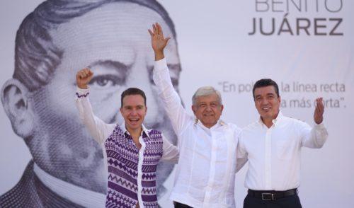 Habrá empleo para mexicanos y centroamericanos: AMLO