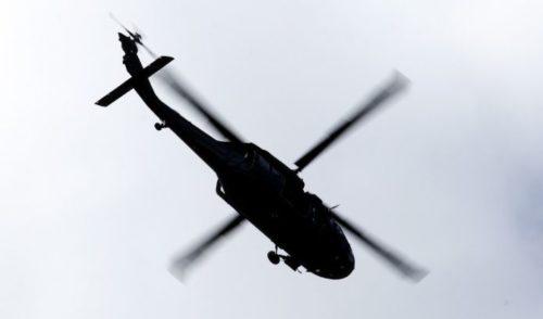 Se desploma helicóptero de la Semar en el Golfo de California