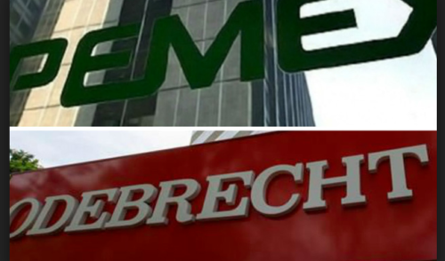 Demanda Pemex a Odebrecht