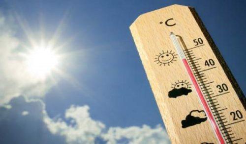 Clima de hoy en Sonora: Temperaturas templadas a cálidas con máximas de 24 a 35°C.