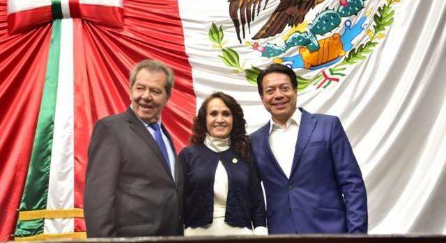 Mario Delgado justifica límite a otros partidos para presentar iniciativas