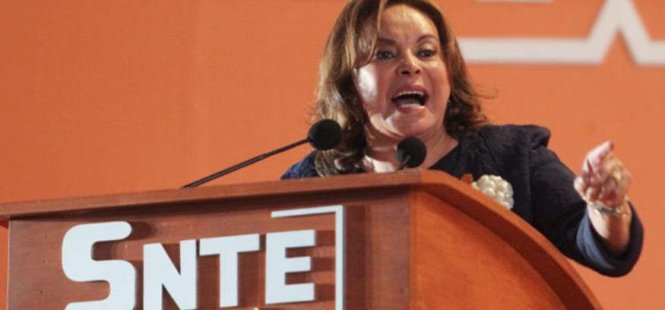 Inicia Elba Esther Gordillo estrategia para recuperar el SNTE