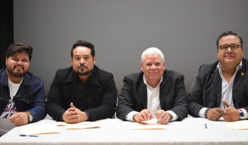El Instituto Nogalense de la Juventud firma convenio con preparatorias.