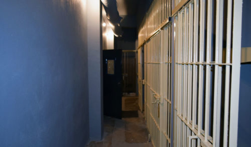 Remodelan celdas preventivas en delegación sur de Seguridad Pública en Nogales