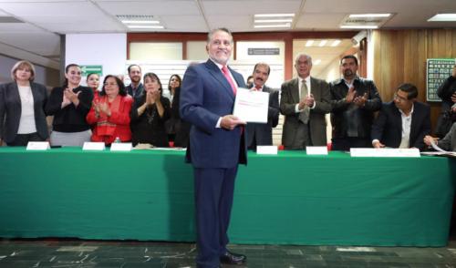 Se perfila Zamora para Secretaría de PRI