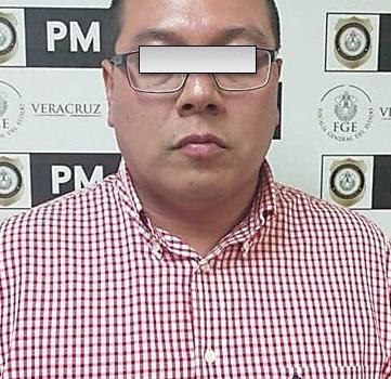 Detienen a exsubtesorero de Javier Duarte
