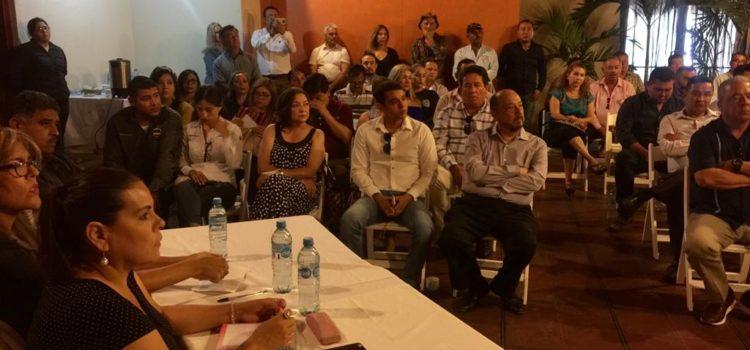 Buscan crear comités ciudadanos en San Carlos
