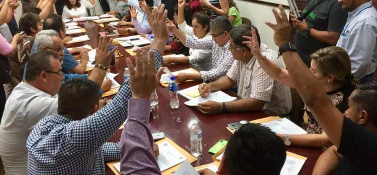 Aprueba Cabildo solicitud de apoyos extraordinarios para familiares de policías fallecidos