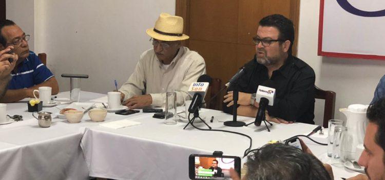 Voy con o sin el PRI: Ricardo Bours