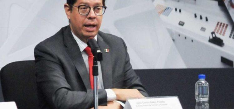 México negoció tres acuerdos comerciales en paralelo: Baker