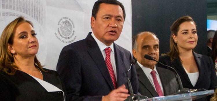 Osorio Chong no se descarta para buscar la Presidencia en 2024