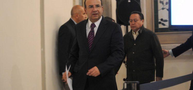 México no caerá ante exigencias de ningún gobierno: Navarrete Prida