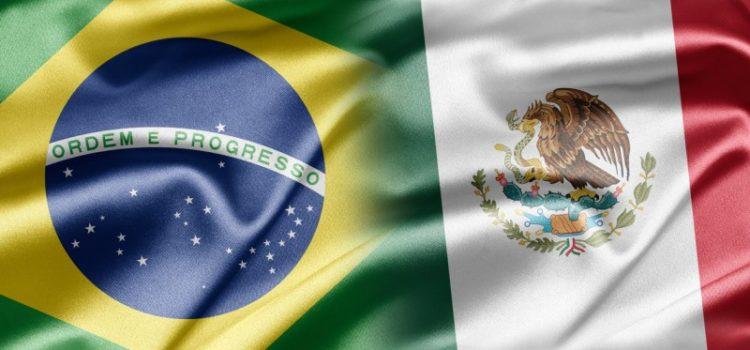 México y Brasil anuncian consejo empresarial para impulsar comercio