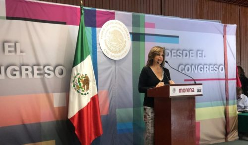 Diputada de Morena propone despenalizar el aborto