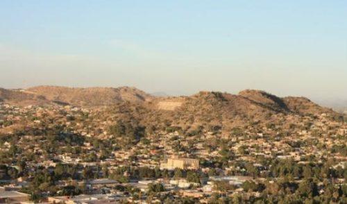 Temperaturas templadas a cálidas para hoy en Sonora con máximas de 24 a 39°C
