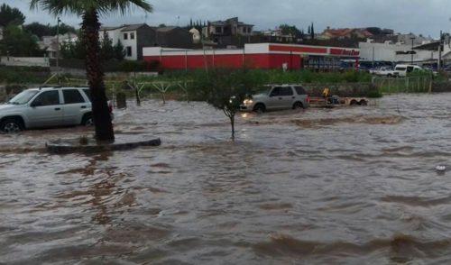 """Declaratoria de desastre en 13 municipios de Sonora por """"Sergio"""""""