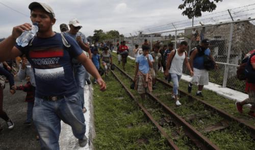 ONU apoyará a México en atención de caravana migrante
