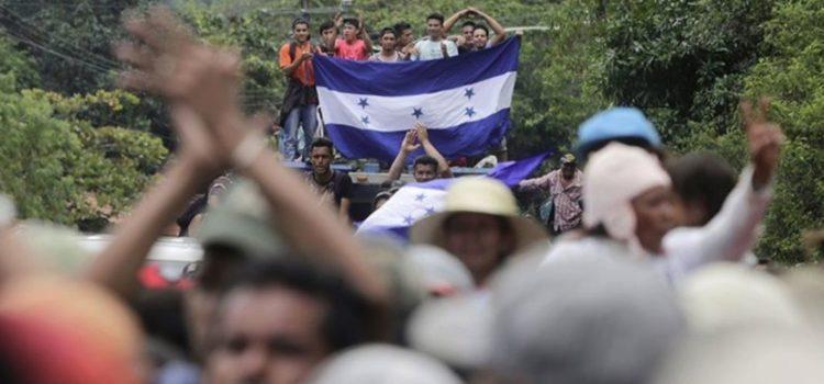México regresa a dos criminales hondureños buscados en su país