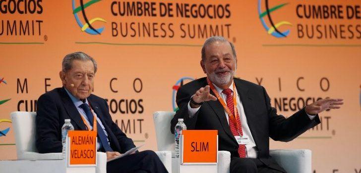 México requiere crecer al menos 4,5 % al año: Carlos Slim