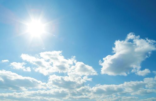 Cielos despejados a medio nublados, clima de hoy en Sonora según la UEPC