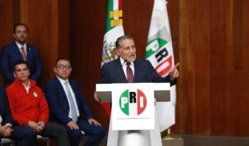 Es Arturo Zamora nuevo Secretario General del PRI
