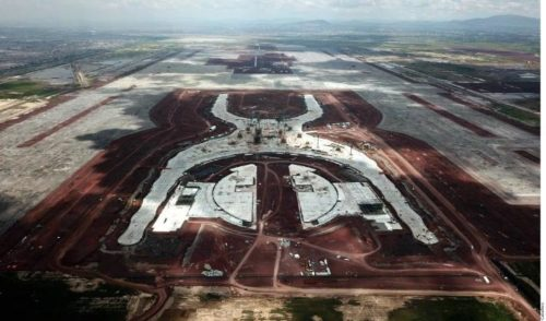 Reino Unido tiene interés en participar en construcción del aeropuerto en Santa Lucía