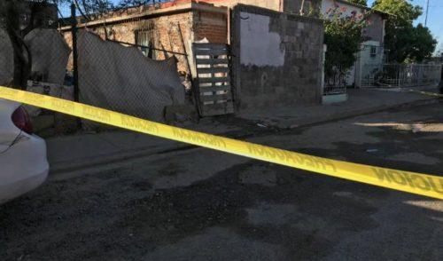Hombre pierde la vida en incendio de vivienda en la colonia Ley 57