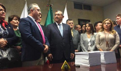 Entrega Hacienda presupuesto del Ejercicio Fiscal 2019 por 68 mil 432 mdp