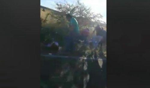 Reportan tres muertos al ser embestidos en arrancones en Zacatecas