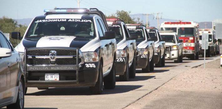 Sufren obesidad 9 de cada 10 policías en Sonora