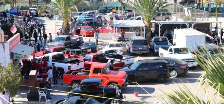 Deja buenas ganancias exhibición de carros y motos en Nogales