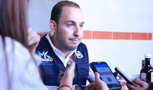 Marko Cortés gana la presidencia nacional del PAN
