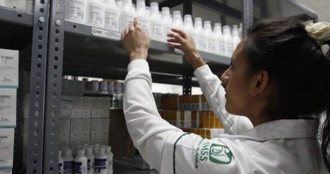 Encabeza IMSS compra de medicamentos por 58 mil mdp