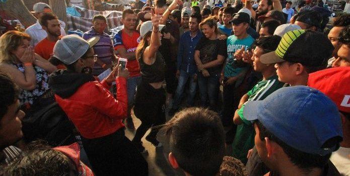 Empresarios tijuanenses pierden millones por culpa de migrantes