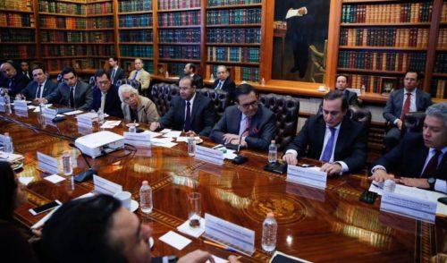 IP y Gobierno acuerdan plan para atender a caravana migrante