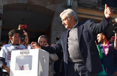Sonora dice sí a #TrenMaya y 9 propuestas de López Obrador