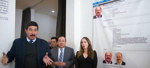 "Arma Corral ""expo impunidad"" para exhibir saqueo de César Duarte"