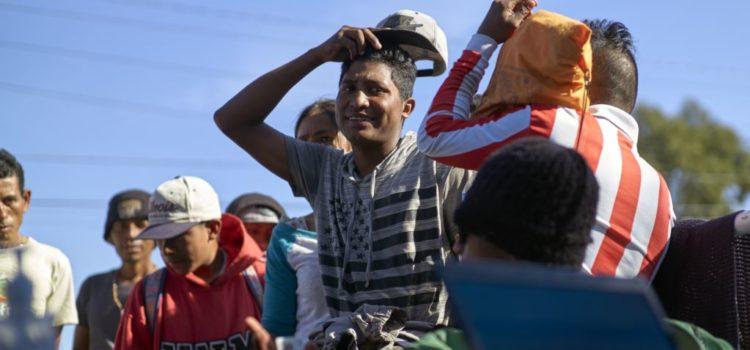 Migrantes hondureños solicitan apoyo para volver a su tierra