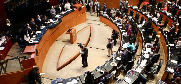 """PT en el Senado propone desaparecer a la CNDH por """"inútil"""""""