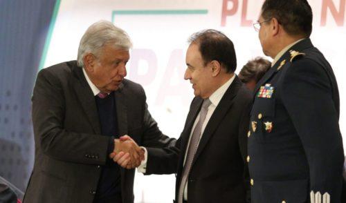 PRI respalda a AMLO para utilizar a militares en materia de Seguridad Pública