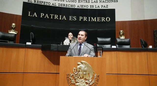 PAN nombra a Moreno Valle coordinador en el Senado