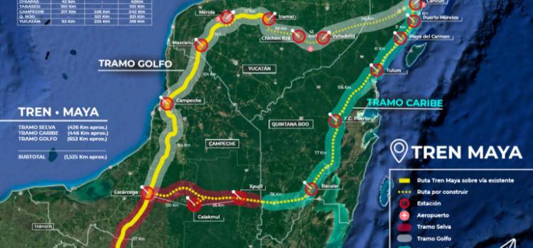 Académicos piden a AMLO no construir el Tren Maya
