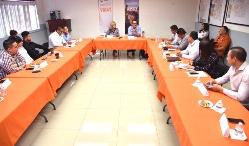Afinan Gobierno Municipal de Hermosillo y comerciantes estrategias de seguridad para el Buen Fin