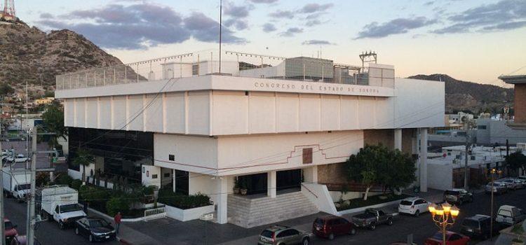 Modifican fechas de comparecencia de funcionarios en Sonora
